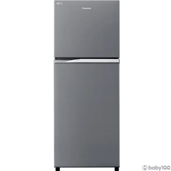 樂聲 Panasonic NR-BL308PE ECONAVI 智慧節能雙門雪櫃 296公升 不銹鋼銀色 香港行貨