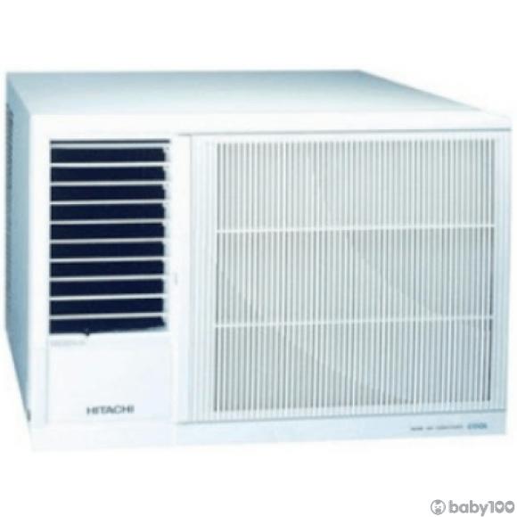 日立 Hitachi RA-30LS 小涼伴窗口式冷氣機 3.0匹 白色 香港行貨