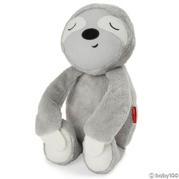 Skip Hop 寶寶哭聲感應安撫器玩具-樹懶