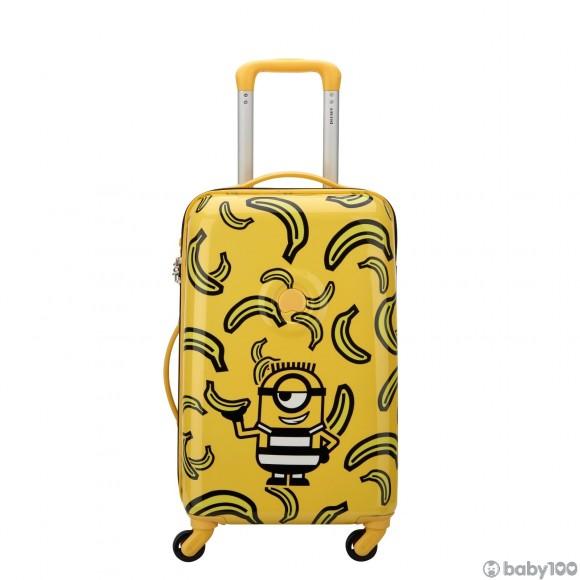 [別注版] DELSEY X MINIONS 行李箱 - 21吋
