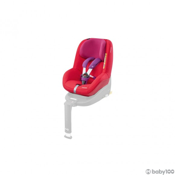 Maxi Cosi 2WayPearl 汽車座椅 (紅)