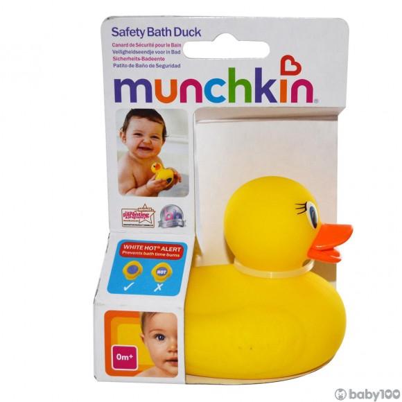 Munchkin 感溫沐浴小鴨