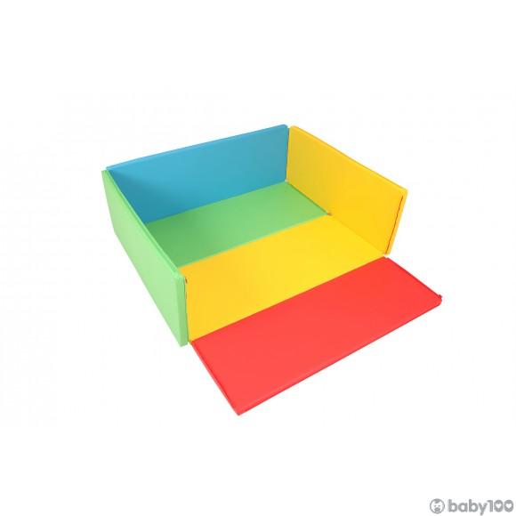 Flodaway bumpermat 圍欄地墊 (彩虹色) (細)