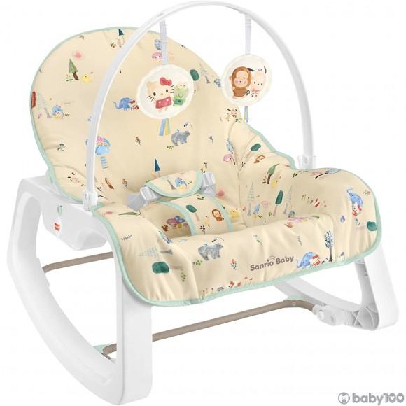 Fisher Price FP00294 Sanrio 嬰兒幼童安撫搖椅