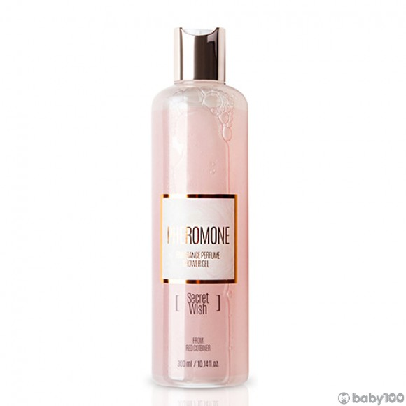 Red Container Pheromone Perfume Shower Gel - Secret Wish 費洛蒙香水沐浴露 - 許願