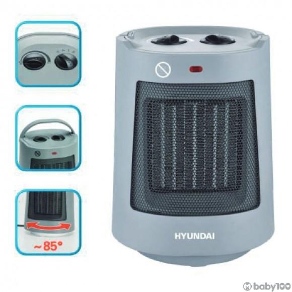 現代 HYUNDAI 1800W 暖風機 HY-20HT