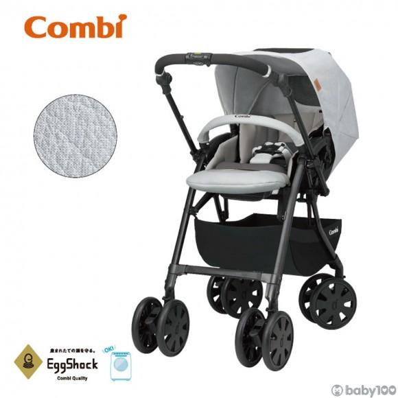 Combi Crossgo Cardenia 嬰兒手推車 GREY