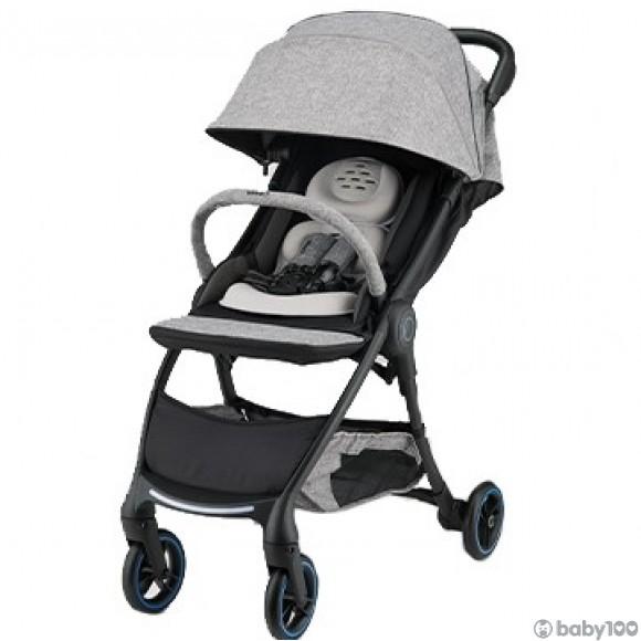 Combi AuraStar 智能嬰兒車 / Light Grey 淺灰