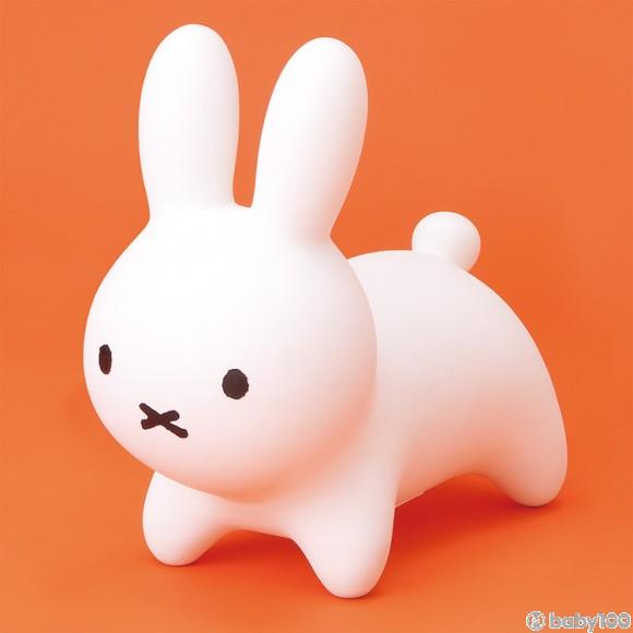 日本超人氣 Bruna Bonbon MIffy Mini 玩具 (白)