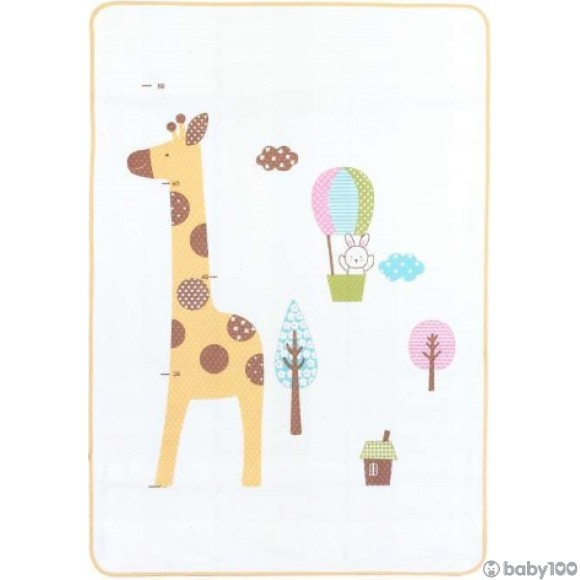 Babyprime 隔尿床墊(長頸鹿)