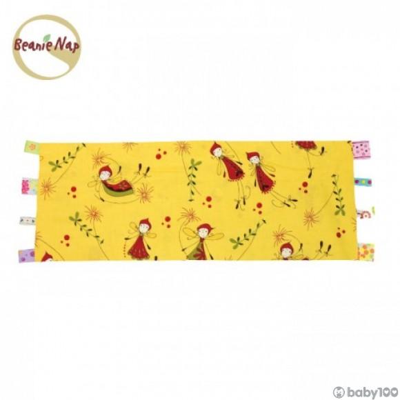 Beanie Nap 可愛標籤枕袋 (花仙子)