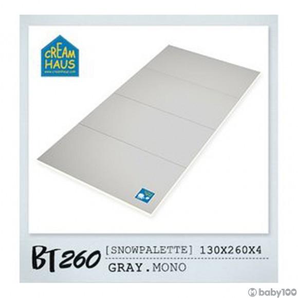 CreamHaus 冰雪地墊BT260 (鐵灰色)  Snow Palette BT260 (Grey Mono)