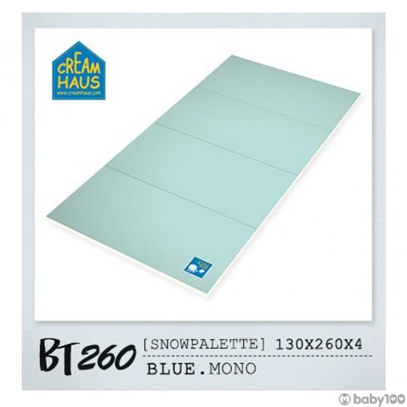 CreamHaus 冰雪地墊BT260 (藍色)  Snow Palette BT260 (Blue Mono)