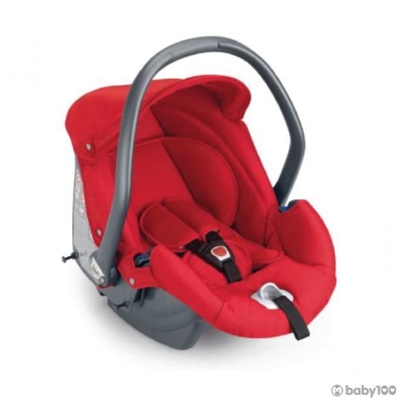 CAM Area Zero+ 汽車安全座椅 (紅色)