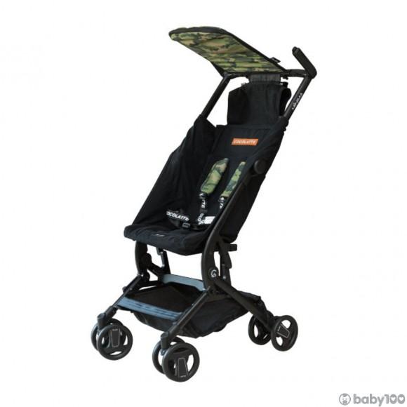 Cocolatte Minima手推車附有便攜袋 (迷彩綠)