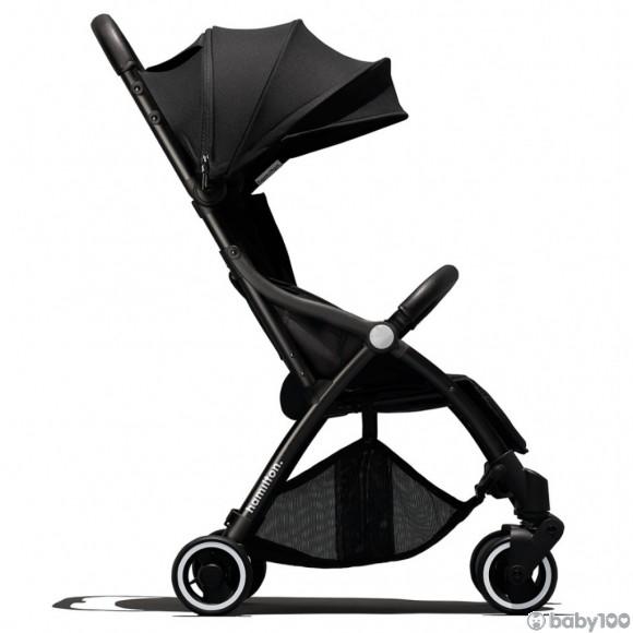 Hamilton X1 MagicFold 嬰兒手推車 (黑)