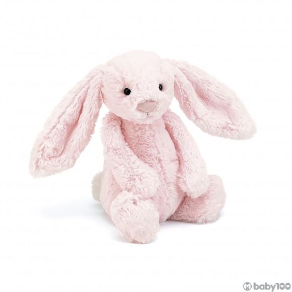 英國JELLYCAT 害羞賓尼兔系列 賓尼兔公仔 (粉紅色) (31CM)