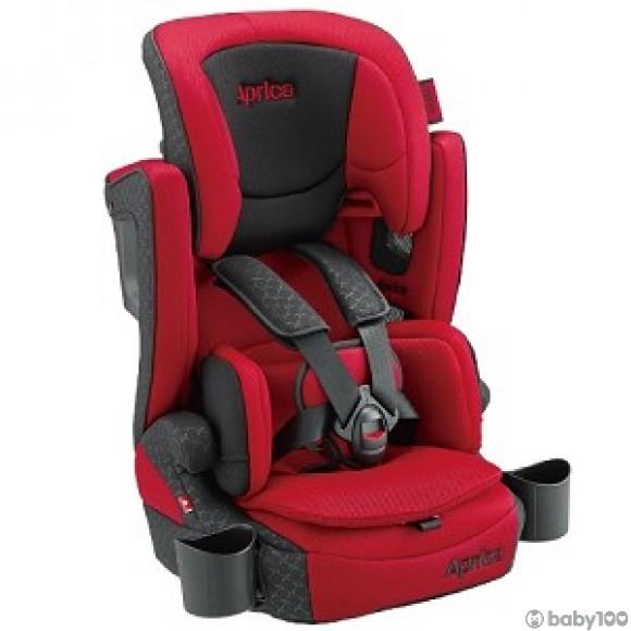Aprica Air Groove Plus RD 成長型輔助汽車安全座椅 (紅色旋風)