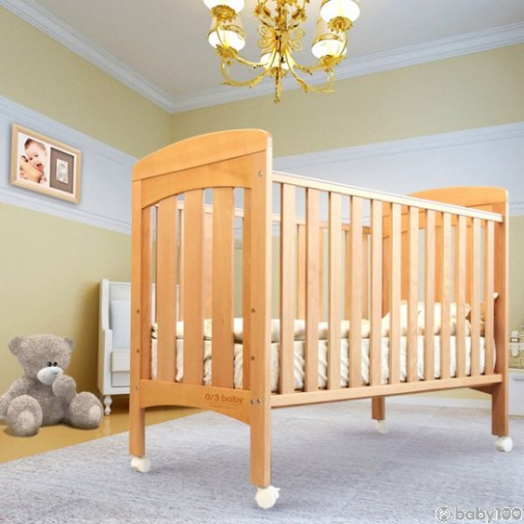0/3 Baby Vina 嬰兒床