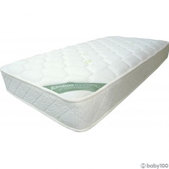 0/3 BABY 有機竹纖綿雙面彈簧床褥 (大)