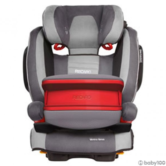 RECARO MONZA NOVA IS 汽車座椅9-36KG(灰)