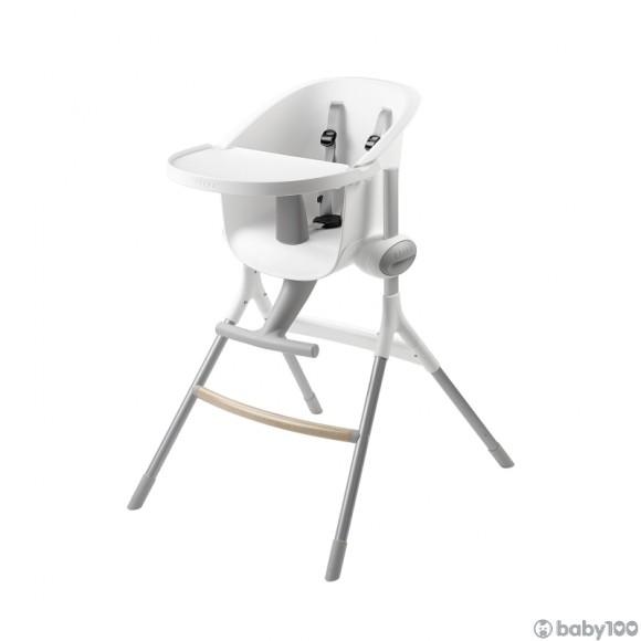 Beaba Up & Down 可調節高腳餐椅 (灰)