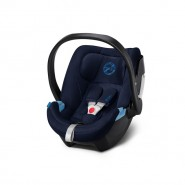 CYBEX Aton 5 提籃式汽車安全座椅 (靛藍)