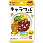 Bandai - 鬆弛熊卡通造型小魚板/小魚片 (2.8克)