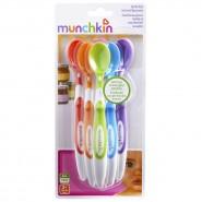 Munchkin Spoon 嬰兒匙羹 (多色/6件裝)