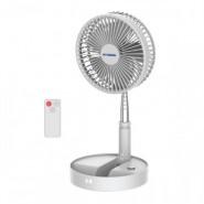 現代 HYUNDAI 無線移動折疊風扇 HY-F09R 白色