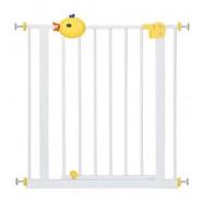 Baby Safe U 形回彈兒童安全圍欄 細門欄 寵物圍 75-85*82cm (鴨仔)