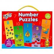 Galt Number Puzzles 拼圖