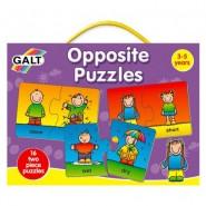 益智玩具 Galt Opposite Puzzles