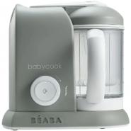 Beaba Babycook Solo 4合1蒸煮攪拌輔食機 灰色 912500 香港行貨