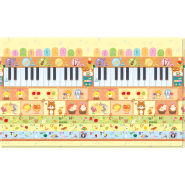 Dwinguler 雙面發聲音樂遊戲墊 (大碼L) - 小小演奏家 DW-L-15022