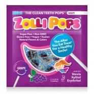Zolli Pops 木糖醇護齒棒棒糖 (提子味)