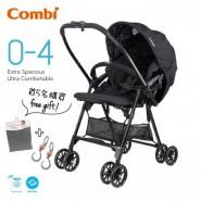 Combi Neyo Plus 嬰兒手推車 (黑)