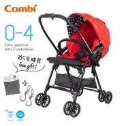 Combi Neyo Plus 嬰兒手推車 (紅)