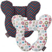 TODBI 嬰兒頸枕-點點花