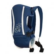 Babymate 4合1揹帶(適用橫抱)-藍色