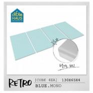 CreamHaus 冰棒貼地墊 (藍色)  Retro Palette (Blue Mono)