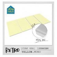 CreamHaus 冰棒貼地墊 (黃色)
