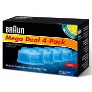百靈 Braun 清洗座補充裝 4個裝