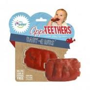 Little Toader 3D食物造型嬰兒牙膠玩具 (燒排骨)