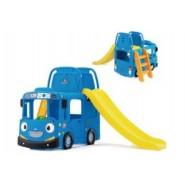 "Ya Ya Corporation - ""TAYO"" 3in1 Bus Slide(兒童遊戲玩具車滑梯三合一)"