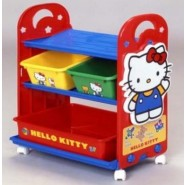 HELLO KITTY Toy station(儲物架)