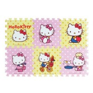 HELLO KITTY Play Mat (6片裝方塊地墊)