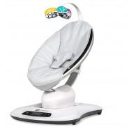 4moms® mamaRoo®4 電動嬰兒搖椅-灰色