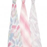 Aden+Anais 竹纖維嬰兒包巾(3件裝)SILKY SOFT BAMBOO SWADDLES FLORENTINE