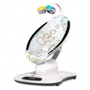 4moms® mamaRoo®4 電動嬰兒搖椅-多色